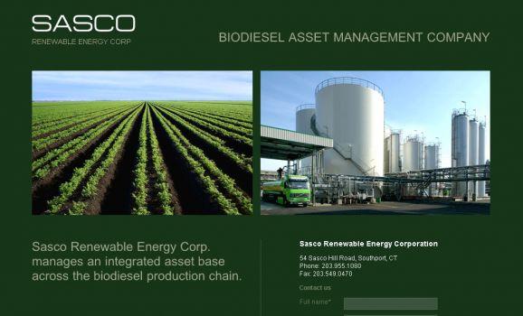 Sasco Renewable Energy Corporation