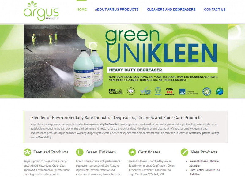 Argus Products