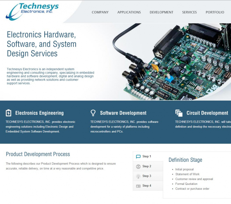 Technesys Electronics Engineering