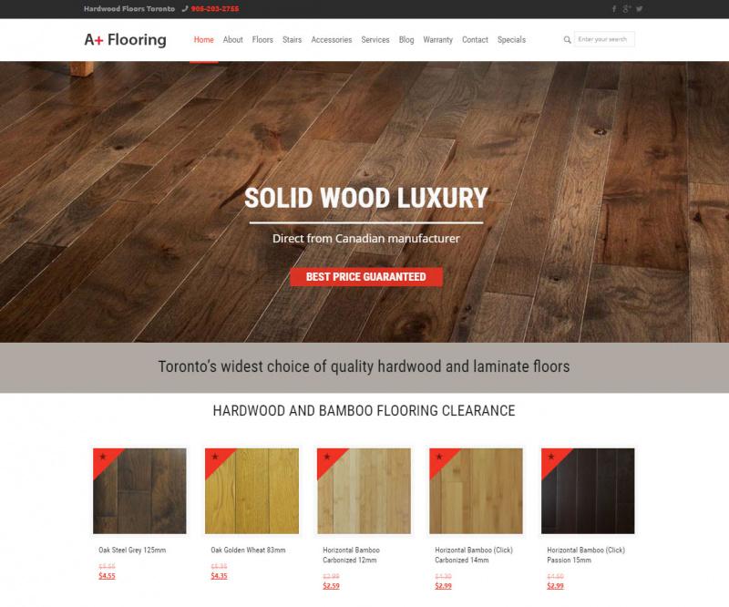 A Plus Flooring